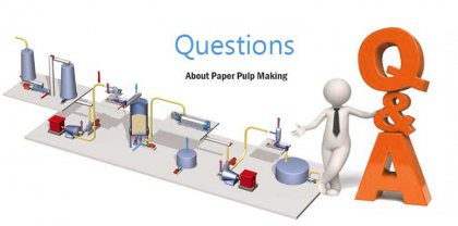 What should know before starting paper pulp plant?